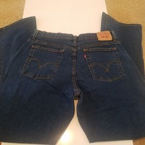 Vintage Levi's Jeans relaxed boot cut 550 16L